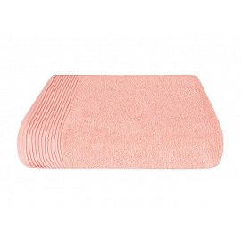 "Полотенце ""Aquarelle Палитра"", розово-персиковый, 40*60 см"