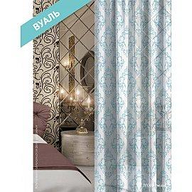 Комплект штор Версаль Вуаль Finesse, голубой