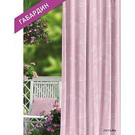 Шторы Прованс Габардин Lilac, розовый
