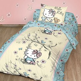"КПБ ""Hello Kitty"""