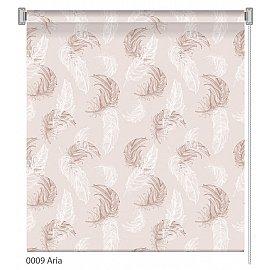 """Рулонная штора ролло """"Aria"""", дизайн 0009, 80 см"""