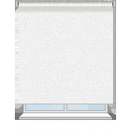 "Рулонная штора ролло ""Chamomile"", дизайн 0014, 120 см"