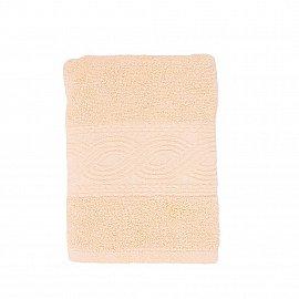 Полотенце махровое 'Унисон', Анкона 70*140 см, персиковый