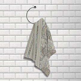 Комплект полотенец вафельных 40х50 (2шт) 'Романтика' Византия