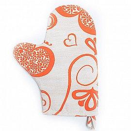 "Прихватка-рукавица ""Амур-5"", оранжевый"