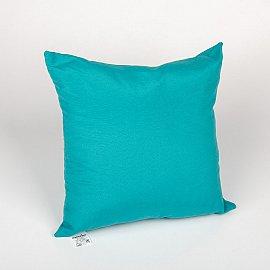 """Декоративная подушка """"Анита""""-9, бирюзовый"""