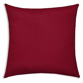 """Декоративная подушка """"Анита""""-5, бордовый"""