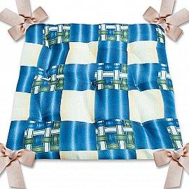 "Подушка на стул ""Ассорти"", дизайн 15"