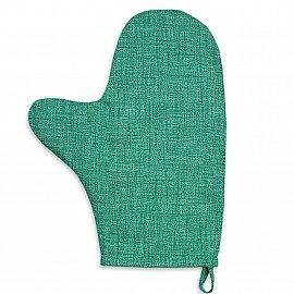 """Прихватка-варежка """"Фальсо""""-3, зеленый"""