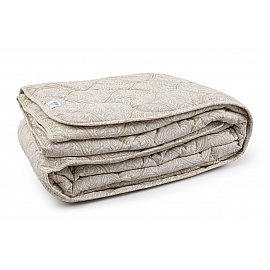 Одеяло Волшебная ночь лен, хлопок классическое, 172*205 см