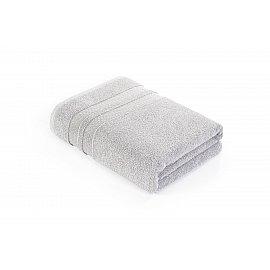 Полотенце махровое Verossa Reticolo, холодный серый, 50*90 см