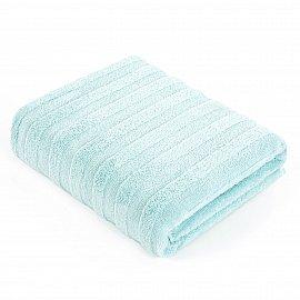 Полотенце махровое Verossa Stripe, нежно-голубой, 50*90 см