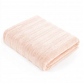 Полотенце махровое Verossa Stripe, нежно-персиковый, 50*90 см
