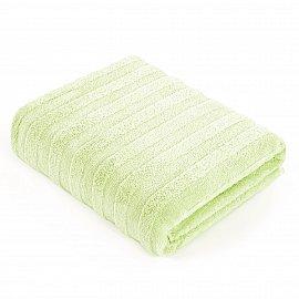 Полотенце махровое Verossa Stripe, светло-фисташковый, 70*140 см