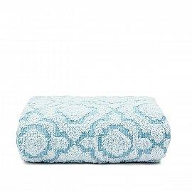 Полотенце Arya Serato, голубой, 70*140 см