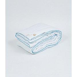 """Одеяло классическое """"Gold Line"""", лебяжий пух, 200*215 см"""