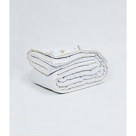 """Одеяло классическое """"Gold Line"""", овечья шерсть, 200*215 см"""