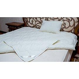 """Одеяло классическое """"Жатка"""", белый, 200*215 см"""