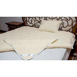 """Одеяло классическое """"Жатка"""", шампань, 172*205 см"""