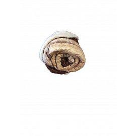 Плед меховой сатин, дизайн №1, 172*200 см
