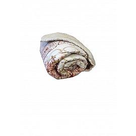 Плед меховой сатин, дизайн №3, 200*215 см