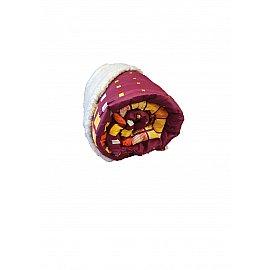 Плед меховой сатин, дизайн №5, 172*200 см