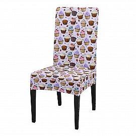 Чехол на стул универсальный ЧХТР080-11826