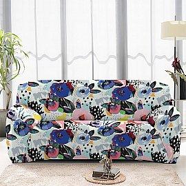 Чехол на диван одноместный ЧХТР069-16894, 90-140 см