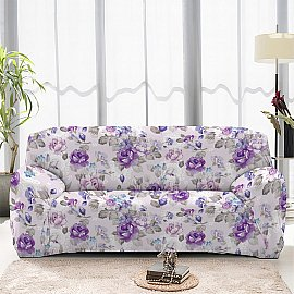 Чехол на диван одноместный ЧХТР069-16898, 90-140 см