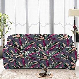 Чехол на диван одноместный ЧХТР069-16903, 90-140 см