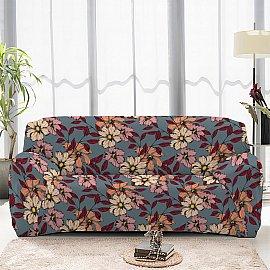 Чехол на диван трехместный ЧХТР071-16904, 195-230 см