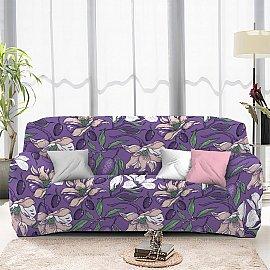 Чехол на диван трехместный ЧХТР071-16922, 195-230 см