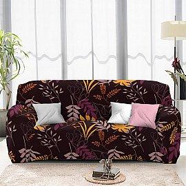 Чехол на диван четырехместный ЧХТР046-16937, 240-290 см