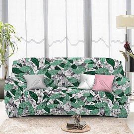 Чехол на диван четырехместный ЧХТР046-16946, 240-290 см