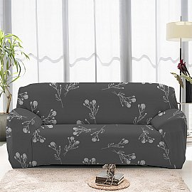 Чехол на диван одноместный ЧХТР069-16951, 90-140 см