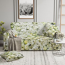 Чехол на диван четырехместный ЧХТР046-02585, 240-290 см