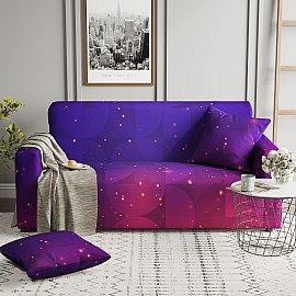 Чехол на диван трехместный ЧХТР071-17950, 190-230 см