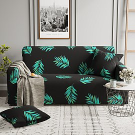 Чехол на диван двухместный ЧХТР070-17987, 145-180 см