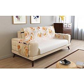 Накидка на 3-х местный диван с подлокотниками 03967, 195*195 см