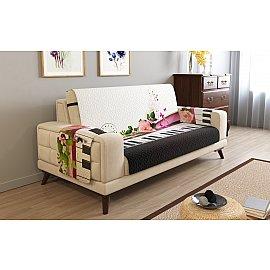 Накидка на 3-х местный диван с подлокотниками 07940, 195*195 см