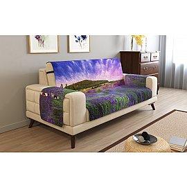 Накидка на 3-х местный диван с подлокотниками 11084, 195*195 см