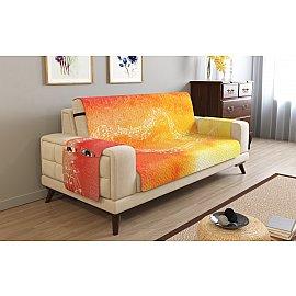 Накидка на 3-х местный диван с подлокотниками 18228, 195*195 см