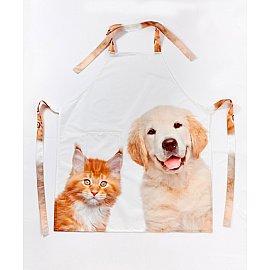 """Фартук """"Кот и пес"""""""