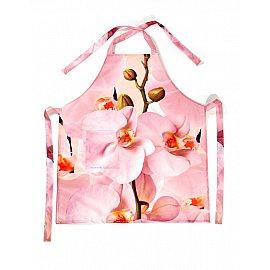 """Фартук """"Цветки орхидеи"""""""