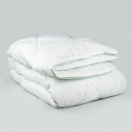 Одеяло стеганое Сирень ОДТ027СР, белый, 200*220 см