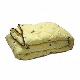 Одеяло стеганое Сирень ОДТ025СР, принт, 140*205 см