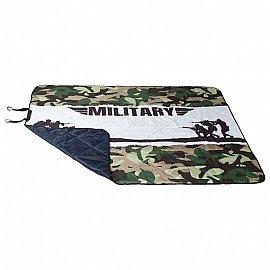 "Фотоплед для пикника ""Military"", 140*170 см"