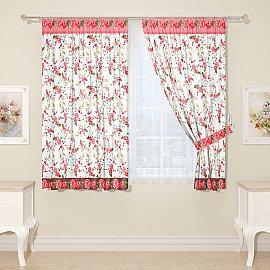 Комплект штор для кухни №07058