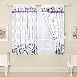 Комплект штор для кухни №13208