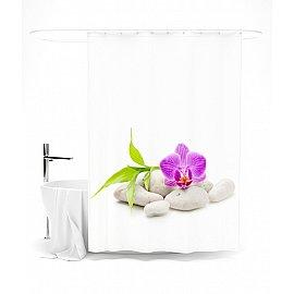 """Штора для ванной """"Сиреневые мечты"""", 145*180 см"""